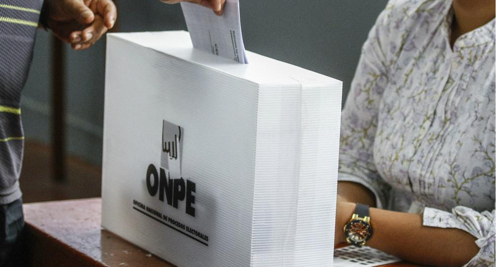 Elecciones municipales 2018: A partir del 1 de junio ONPE te permitirá elegir tu local de votación