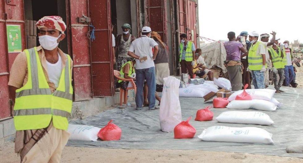 La ONU advirtió sobre la pandemia de hambruna en varios países. (Agencias)