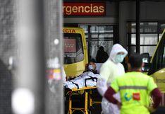 Muertes por coronavirus en España aumenta por segundo día consecutivo