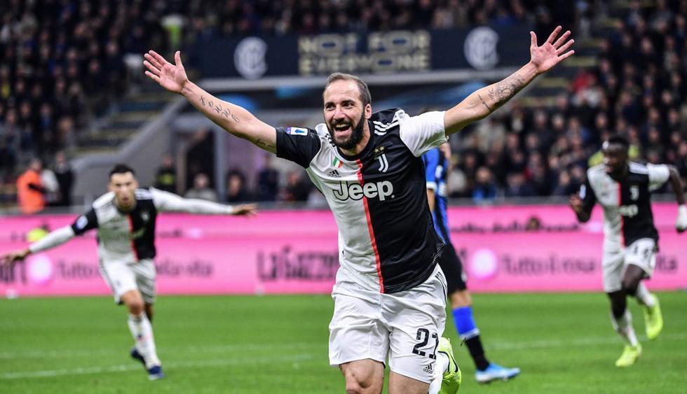 Juventus vs Inter, por la fecha 7 de Serie A de Italia