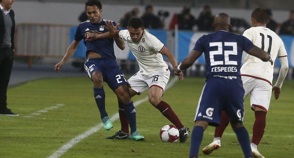 Universitario vs Sporting Cristal se enfrentan HOY por la fecha 11 del Torneo Clausura.