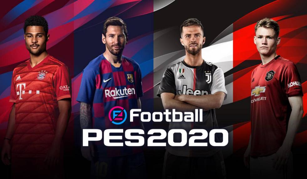 eFootbal PES 2020 sorprende a sus seguidores con actualizaciones de los estadios, nuevos kits de equipos nacionales, rostros de jugadores y otros contenidos del juego. (Fotos: Difusión)