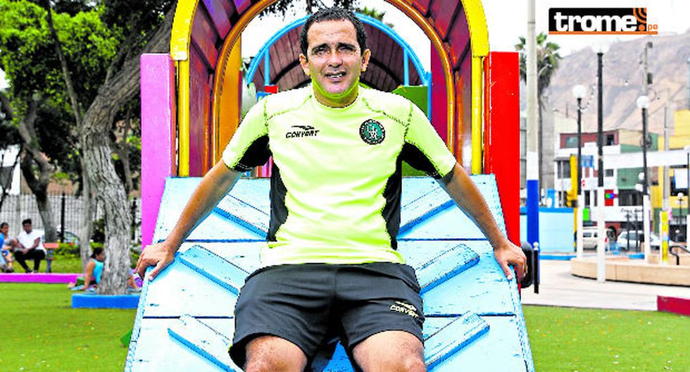 No puedes perderte esta divertida entrevista con Aldo Olcese (Fotos: Allengino Quintana)
