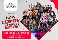"""Liga Contra el Cáncer realizará el primer Festival Musical  con realidad aumentada """"El Cáncer También Importa"""""""