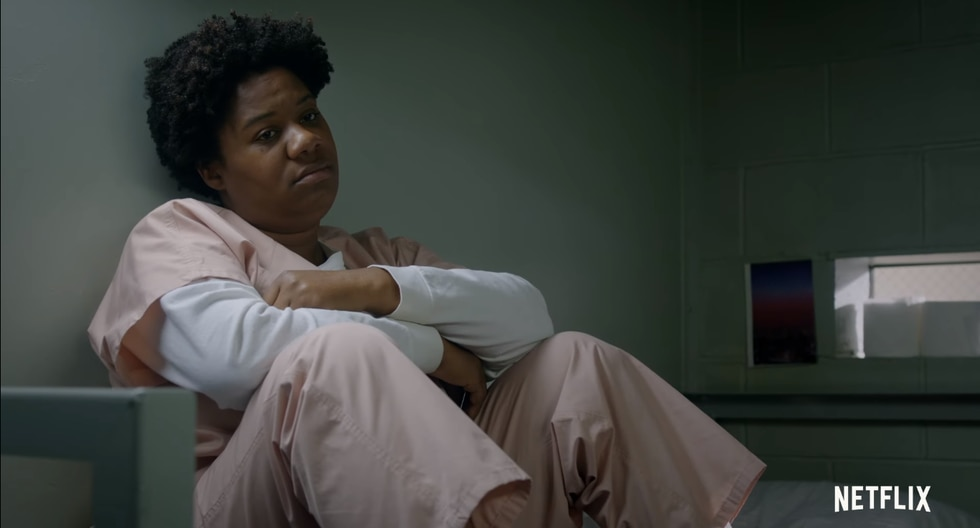 """""""Orange is the New Black"""" lanza emotivo tráiler de la última temporada (Foto: Captura de pantalla)"""