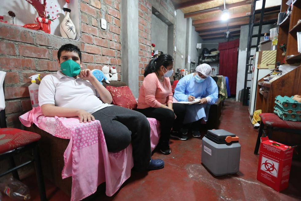 El Ministerio de Salud (Minsa) informó que hasta este jueves 9 de setiembre, el número de personas vacunadas contra el COVID-19 con al menos una dosis asciende a 11′518.140. En tanto, el total de ciudadanos inmunizados con dos dosis es de 8′676.441. (Foto: Lino Chipana Obregón/@photo.gec)