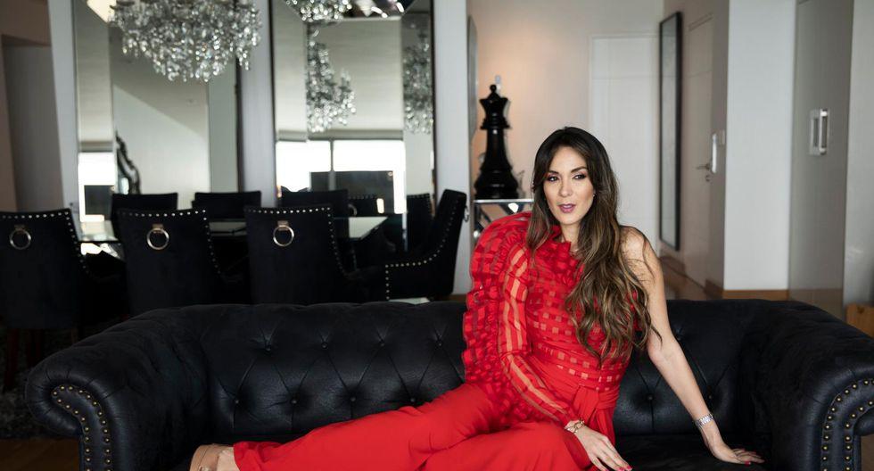 Silvia Cornejo conversó en exclusiva con tu revista +Mujer