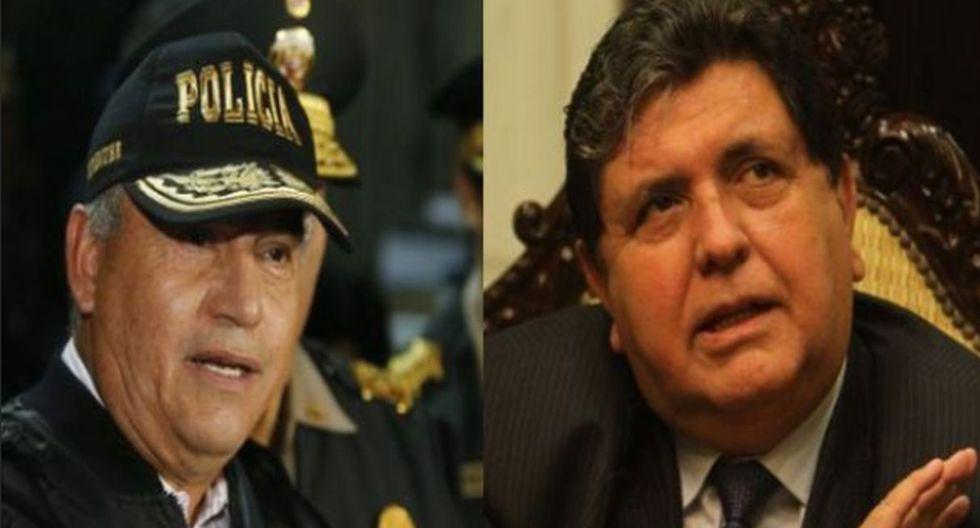 Daniel Urresti, excandidato a la alcaldía de Lima, arremetió contra Alan García, quien pidió asilo político a Uruguay. (Fotos: USI)