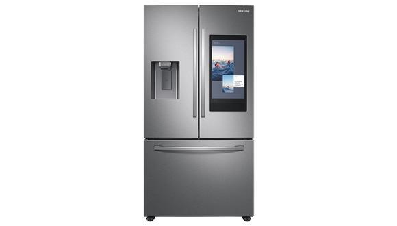 Así son las nuevas refrigeradoras de Samsung Family Hub que han sido lanzadas en el CES 2020. (Foto: Samsung)
