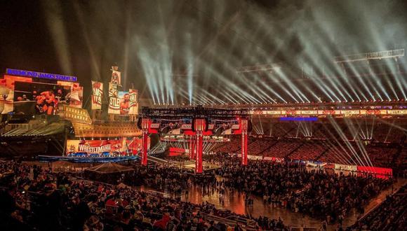 La gran fiesta de WWE, WrestleMania continuará este domingo  (Foto: WWE)