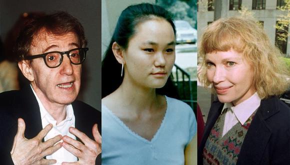 La serie documental de Woody Allen y Mia Farrow se emitirá el próximo 21 de febrero en HBO. (Foto: AFP).
