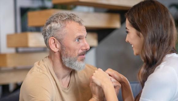 Algunas parejas con gran diferencia de edad son exitosas.