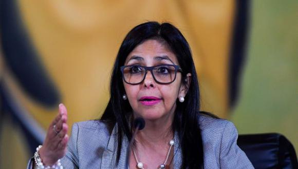 Delcy Rodríguez genera crisis diplomática entre Perú y Venezuela.