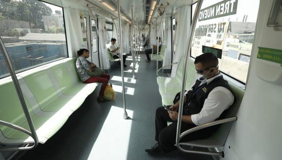 Metro de Lima en el cuarto día de cuarentena | TROME | GEC
