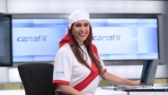 Verónica Linares se despide de Canal N tras 9 años en la conducción