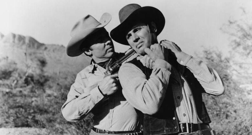 Arizona Raiders (1965; director: William Witney) (Captura de pantalla)
