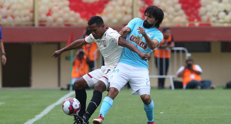 Universitario vs Sporting Cristal por la fecha 11 del Torneo Clausura