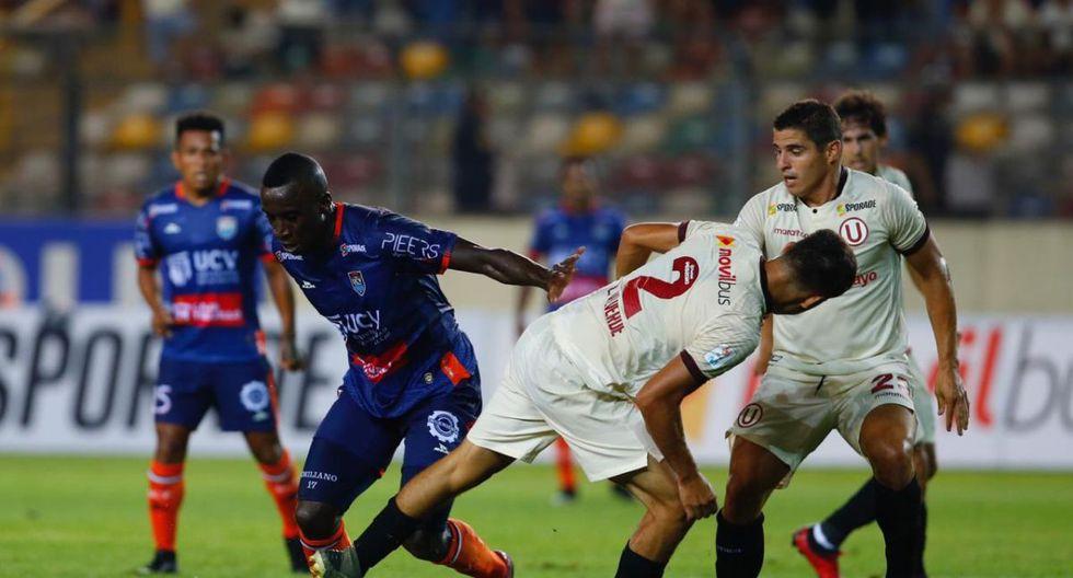 Universitario vs César Vallejo, por fecha 4 del Torneo Apertura de Liga 1. (Foto: Joel Alonzo/GEC).