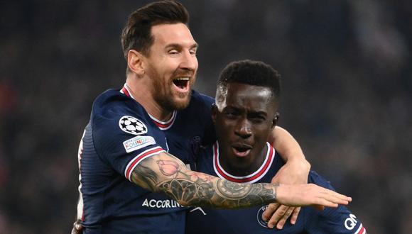 PSG le gana 1-0 a Manchester City con gol de Gueye. FRANCK FIFE / AFP