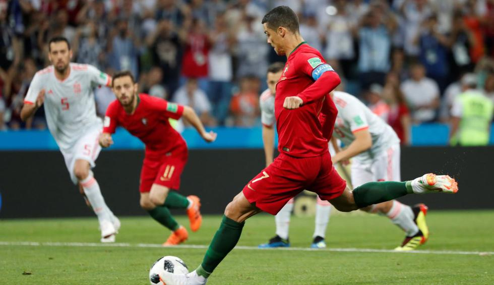 Portugal vs España EN VIVO Minuto a Minuto ONLINE TV Alineaciones, con Cristiano Ronaldo por Rusia 2018