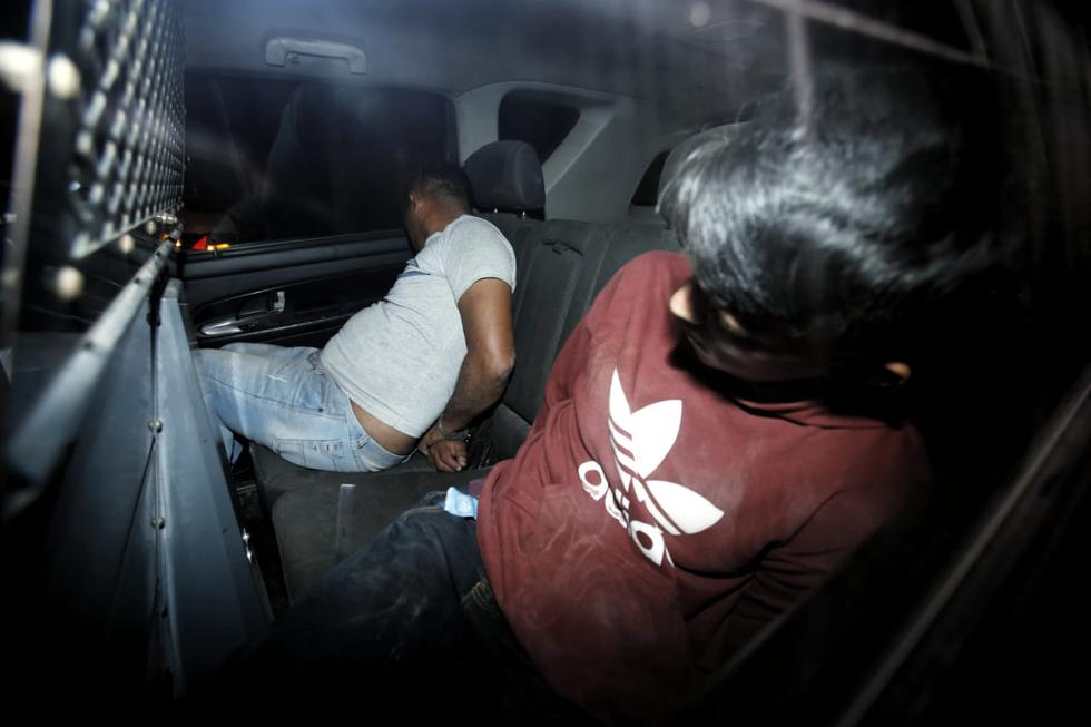 Los serenos de Puente Piedra detuvieron a tres presuntos delincuentes, de nacionalidad venezolana, que habrían asaltado y golpeado a dos mujeres durante esta madrugada en el distrito de Puente Piedra, informó América Noticias. (Foto: César Grados/@photo.gec)