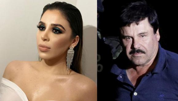 Emma Coronel es la esposa de 'El Chapo' Guzmán. (Instagram/Agencias)