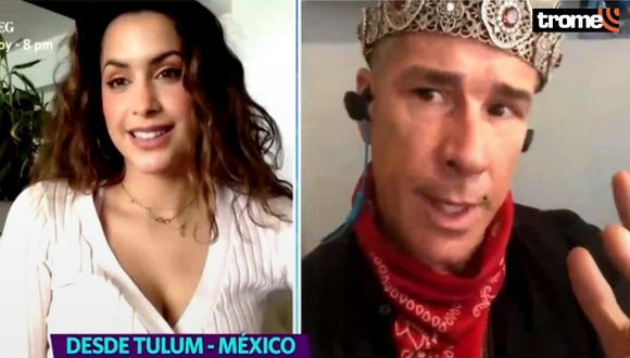 Milett Figueroa será la musa de actor Fernando Carrillo