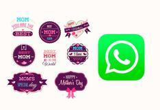 Día de la Madre: descarga en tu smartphone estos stickers y mándaselos por WhatsApp