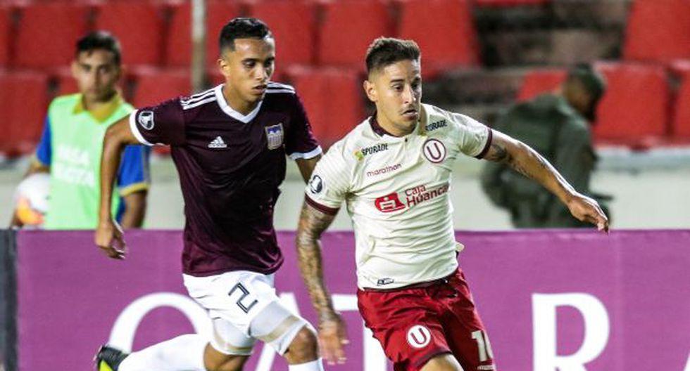 Universitario vs Carabobo: Conmebol designó al árbitro que dirigirá partido de vuelta por la Copa Libertadores