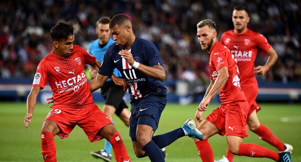 PSG vs Nimes: EN VIVO EN DIRECTO ONLINE TV Con Mbappé y Cavani por ESPN la Liga de Francia