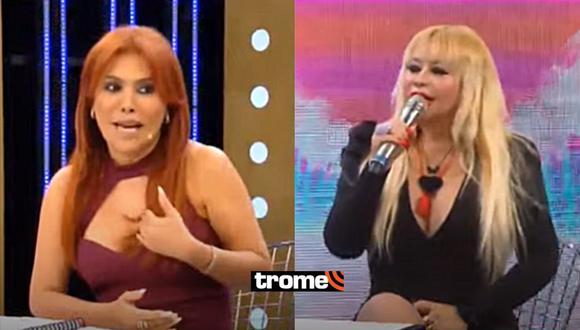 Magaly Medina vuelve a estar cara a cara con Susy Díaz y la cuadra por llamarla 'infeliz'