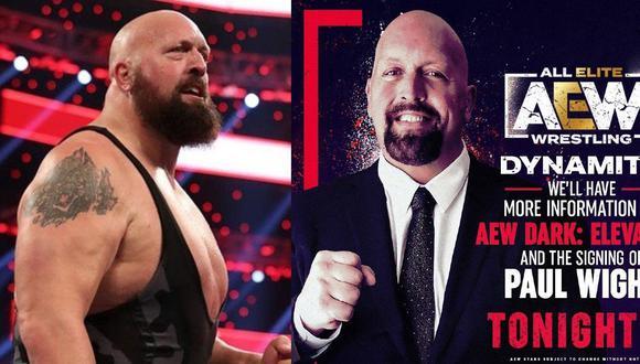 'El Gigante de la Industria' Big Show dejó WWE después de más de veinte años. ( Instagram( AEW Wrestling)