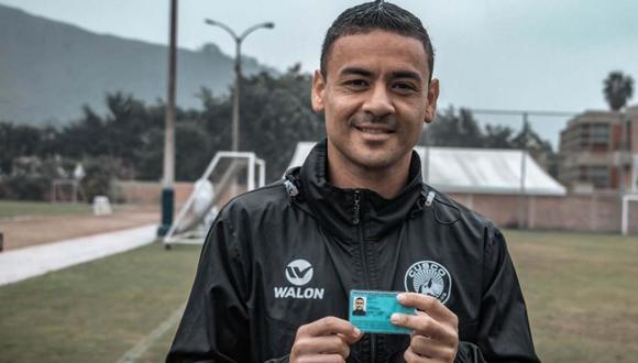 Alfredo Ramúa afirma que se siente como en casa. (Foto: Cusco FC)
