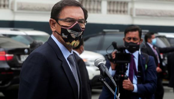 Martín Vizcarra fue excluido de la carrera electoral por omitir información en sus hojas de vida