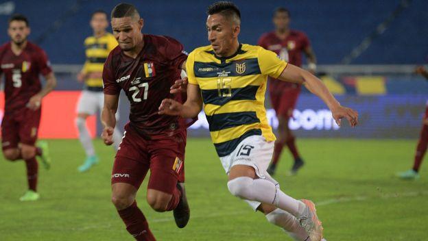 Ecuador vs. Venezuela: chocan en Caracas por las Eliminatorias Qatar 2022. (Foto: AFP)