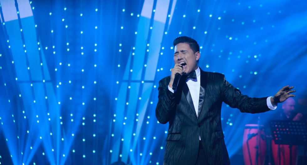 Pedro Loli se consagró como ganador de 'El artista del año'