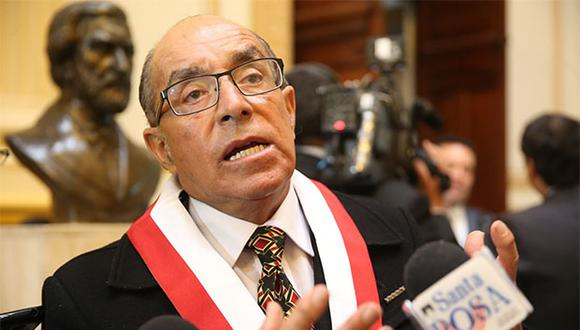 Edwin Donayre fue sentenciado a 5 años y 6 meses de prisión efectiva por el delito de peculado. (Foto: Agencia Andina)