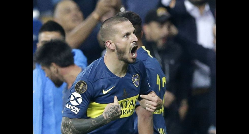 Darío Benedetto y su GOLAZO en River Plate vs Boca Juniors por final vuelta de Copa Libertadores [VIDEO]
