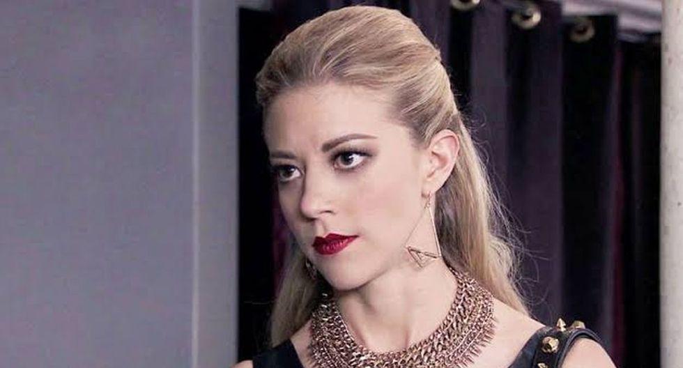 Fernanda Castillo interpretó hasta la quinta temporada a Mónica Robles (Foto: Telemundo)
