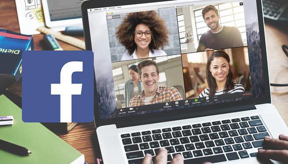 Facebook ha habilitado las videollamadas para las computadoras o PC de forma más fácil a fin de que puedas comunicarte con todos tus seres y amigos. (Foto: Facebook)