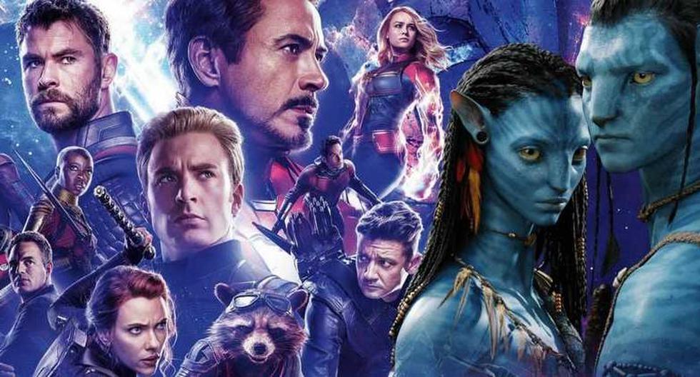 'Avengers: Endgame' finalmente vence a 'Avatar'