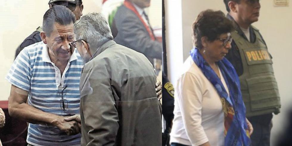 El Colegiado A de la Sala Penal Nacional ordenó prisión domiciliaria para ambos miembros de Sendero Luminoso.