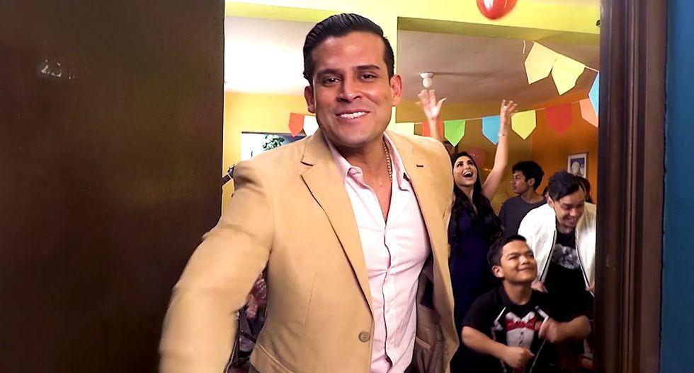Christian Domínguez estrena programa en Latina con Janet Barboza y Diego Chávarri