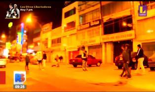 San Martín de Porres: Extorsionadores siembran el terror en las calles de Fiori