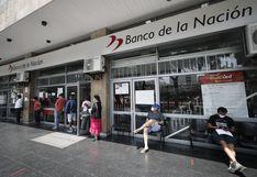 Banco de la Nación abrirá cuentas a peruanos cuando cumplan 18 años de edad, anuncia el MEF