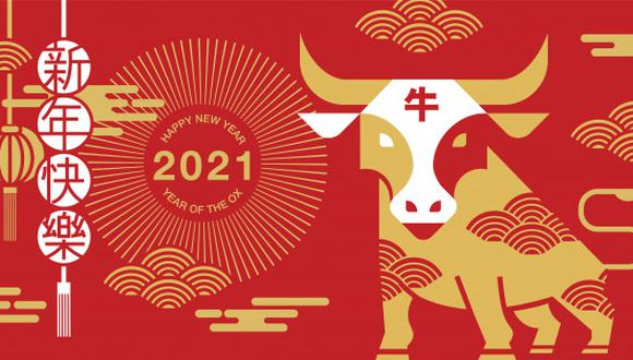 Según la astrología china, el signo del Buey representa la prosperidad a la que se llega gracias al trabajo fuerte y la determinación, también es inteligencia y confianza. (Foto: Freepik / olaf1741)