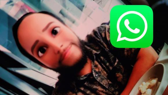 Así puedes tener el filtro 'cartoon' en WhatsApp y compartirlo con todos tus amigos. (Foto: Depor)