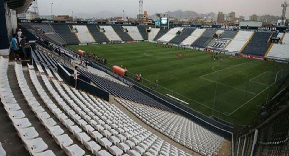 Alianza Lima fue multado por impedir fiscalización. (GEC)