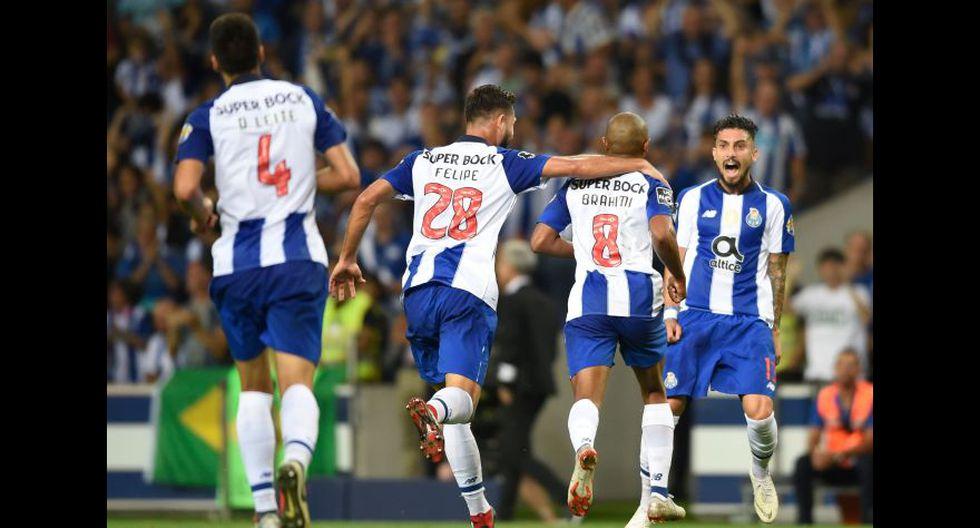 FC Porto: Portugal. (Foto: AFP)