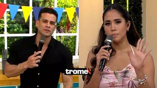 Christian Domínguez regresó a 'América Hoy' tras la salida de Melissa Paredes 'a pedido del público'
